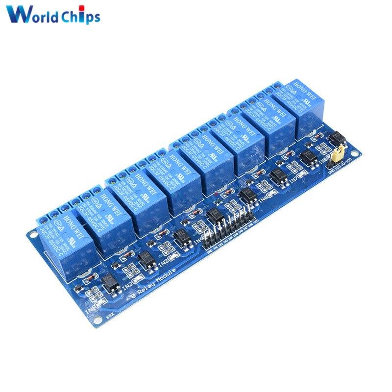 Плата релейного модуля Smart Electronics 5 В, 8 �
