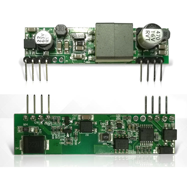 5V PD PoE módulo de potencia sobre Ethernet para arduino ethernet shield IEEE802.3 D1398