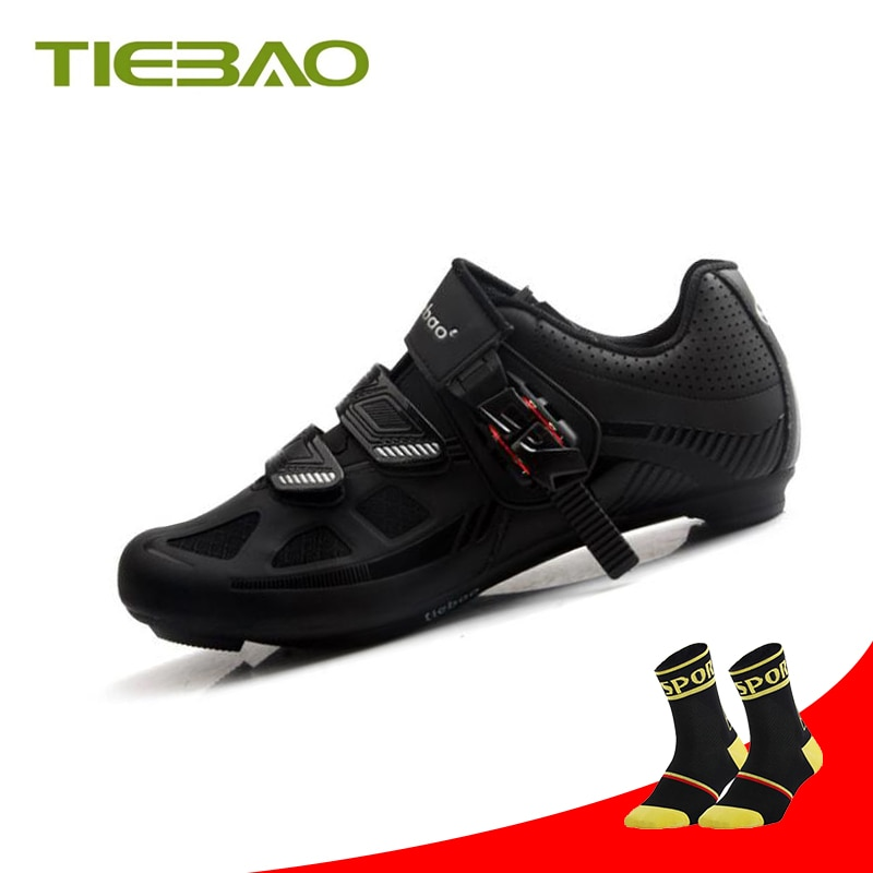 Tiebao Sapatilha Ciclismo Cycling Shoes Riding Bike Off Road Shoes Zapatillas Deportivas Hombre Men Athletic Bicycle Sneakers