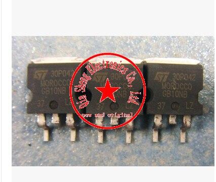 Original STGB10NB37LZT4 GB10NB37LZ TO263 50 stücke Auf Lager
