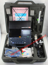 Máquina de marcação tubo MAX letatwin máquina lettering eletrônico LM-390A/PC