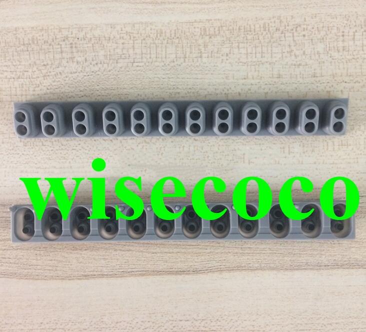 5 unids/lote Botón de almohadilla de goma conductiva para Yamaha PSR S550 S650