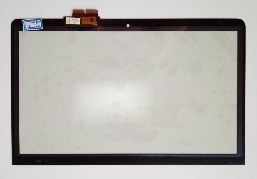 "Новый для Sony vaio SVF144 SVF1441V6CP SVF1441V6CW SVF144B1EU SVF144B1ET 14,0 ""ноутбук сенсорный экран передний дигитайзер"