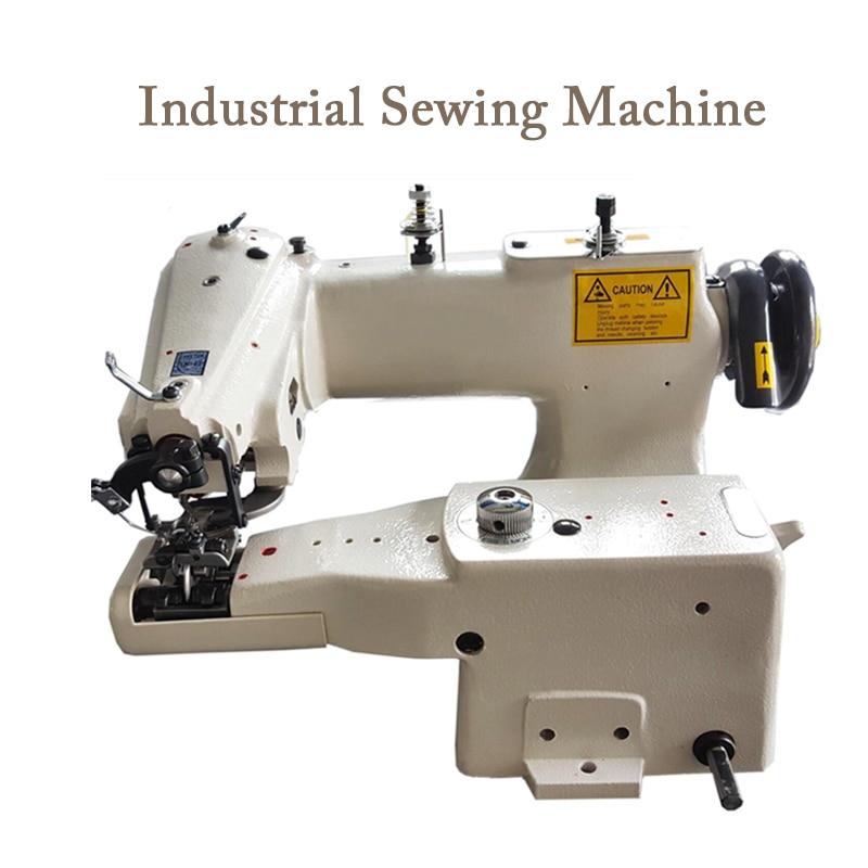 Machine à coudre industrielle blinddots Machine à coudre adaptée aux magasins de vêtements nettoyeurs à sec et usine de vêtements 220V 250W