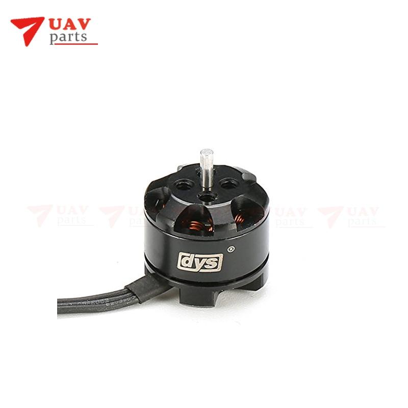 DYS BE1104 4000KV 6500kv 7500KV 3-4S micro Motor sin escobillas para Dron de carreras con visión en primera persona Mini Multirotor 100-kit de marco de 150mm
