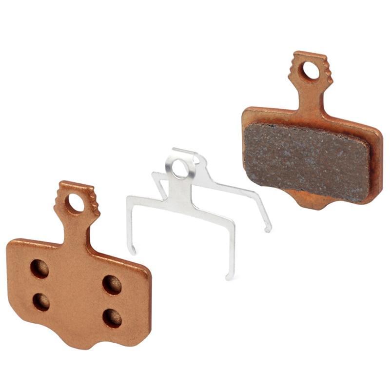 Bikein Pro 2 pares de pastillas de freno de disco sinterizadas para Avid Elixir R/Cr-Mag/E1/3/5/7/9 Sram X0 Xx Db1/3/5 bicicleta Pa
