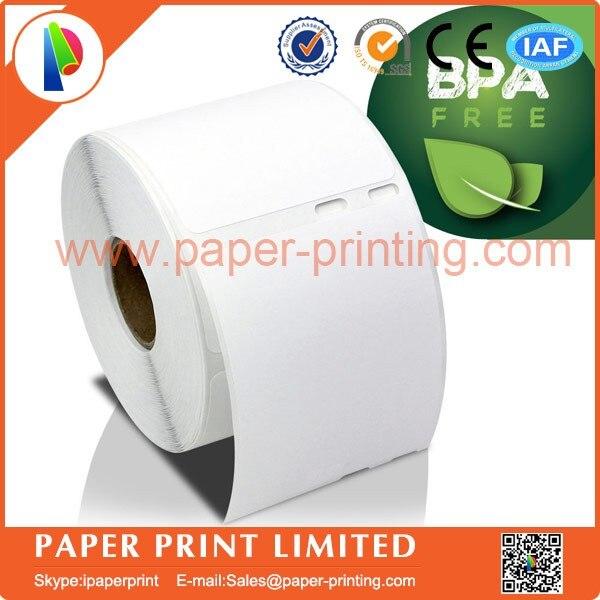 100 x Rolls compatible con dymo 30324 2-1/8x2-3/4 adhesivo cd dymo labelwriter etiquetas