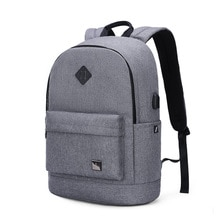 ARCTIC HUNTER 15.6inch USB Waterproof Laptop Men's bag Sport Travel Business Male Notebook Backpack for Boys School bag Pack