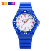 Kids Quartz Watches 50M Waterproof Analog Wristwatches Jelly Clock boys Hours girls Students Watch C
