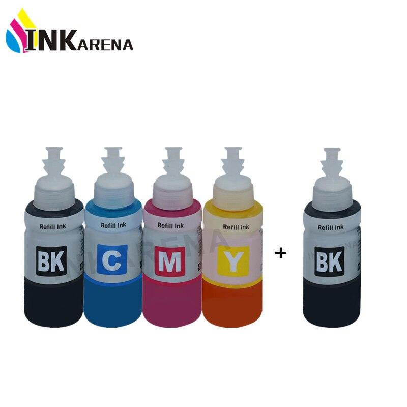 70 мл чернила для заправки красителя для Epson L800 L801 L810 L1800 L101 L100 L110 L111 L200 L201 L210 L211 L220 L300 L355 L301 L550 L551