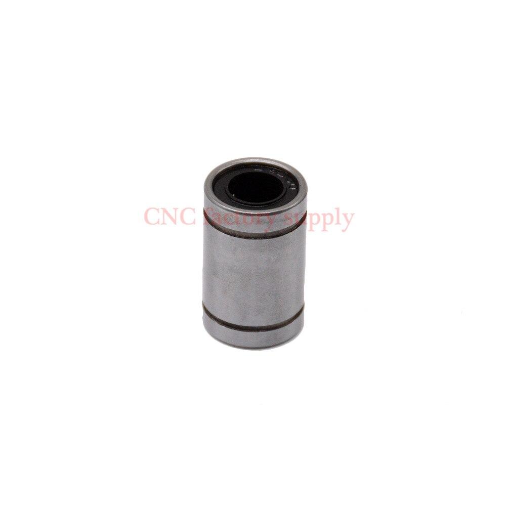 20 unids/lote envío gratis buje lineal LM8UU 8mm CNC lineal rodamientos LQ