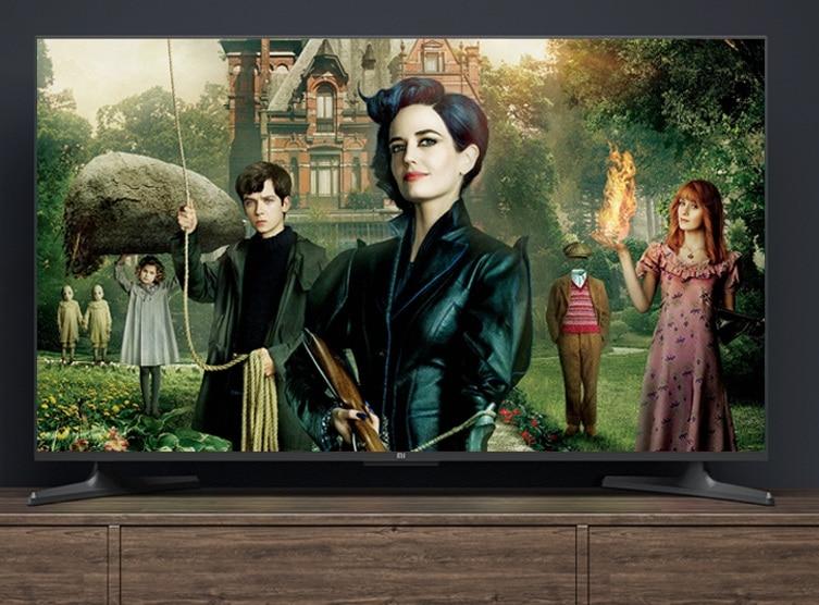 Wifi 1080p 65 pulgadas 75 pulgadas TV inteligente Mi televisión Led Lcd TV 4A cierto 4K Ultra HD televisión led