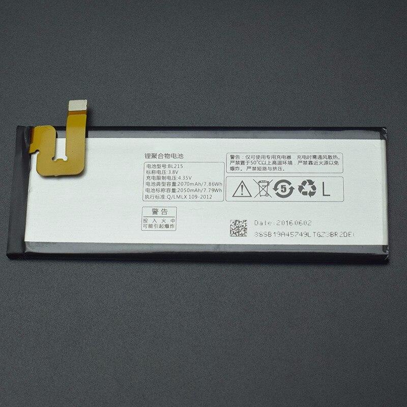 Для Lenovo VIBE X батарея 100% Высокое качество 2070Mah BL215 батарея Замена для Lenovo VIBE X S960 S968T мобильный телефон + в наличии