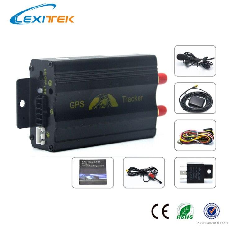 GPS Car Tracker TK103A For Mexico