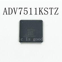 2 pièces 5 pièces 10 pièces ADV7511KSTZ ADV7511 ADV7511KST ci vidéo de QFP-100 225MHz salut Perf HDMI transmetteur w/ARC meilleure qualité