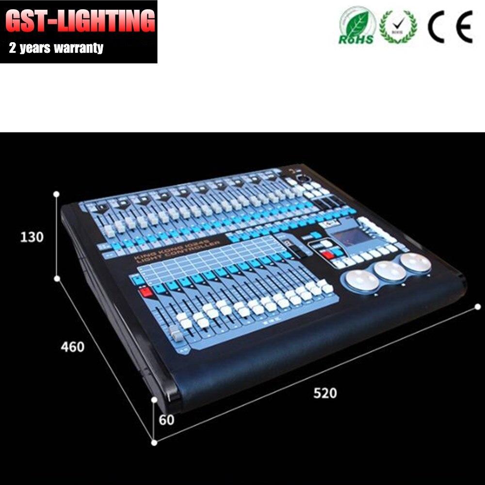 Kingkong-controlador de grabación con gatillo MIDI, luz de sonido, versión 1024s