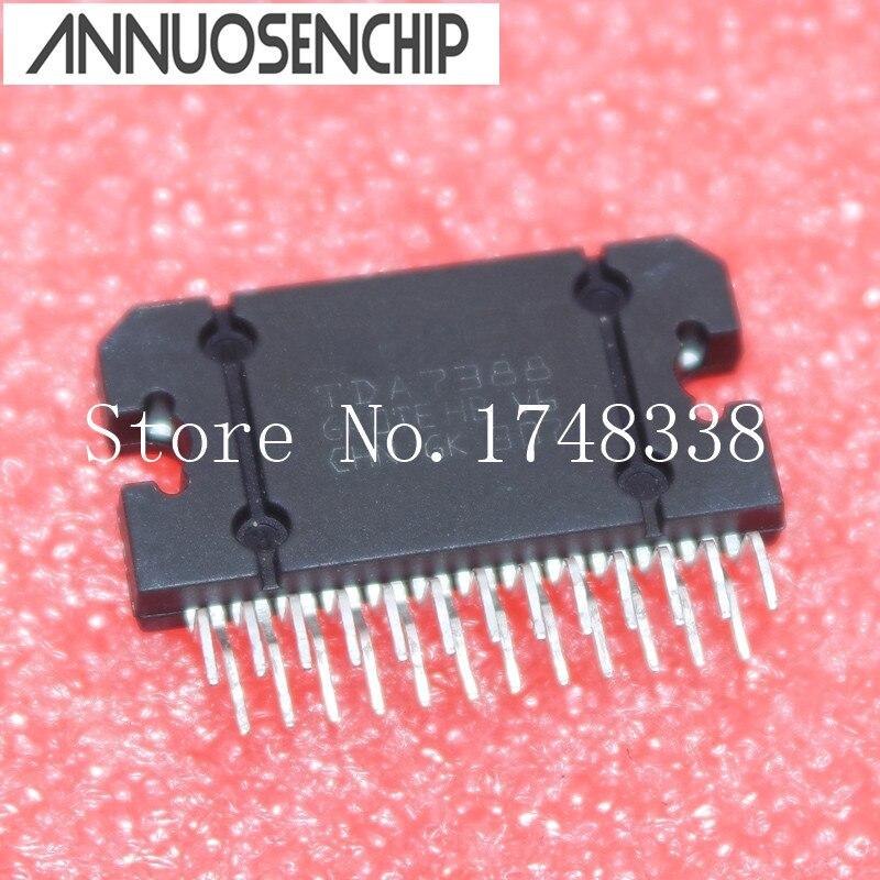 1PCS TDA7388 TDA7560 TDA8563AQ TDA7850 ZIP Melhor qualidade