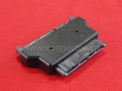 """CY SATA 22 PIN Male 5V to 16 PIN 1.8"""" SSD Micro SATA 3.3V Convertor"""