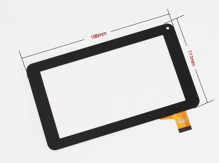 Pantalla táctil digitalizadora GT7002 de 7 pulgadas, nueva tableta pc 3GO, sensor de cristal