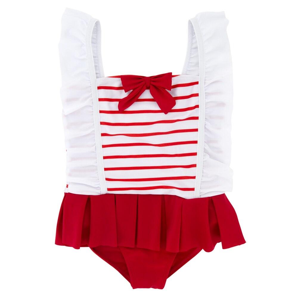 Kavkas 2020 Baby Girls Swimwear One Pieces Summer Surf Clothing Infantile Kids Swimming Newborn Swimsuit maillot de bain fille