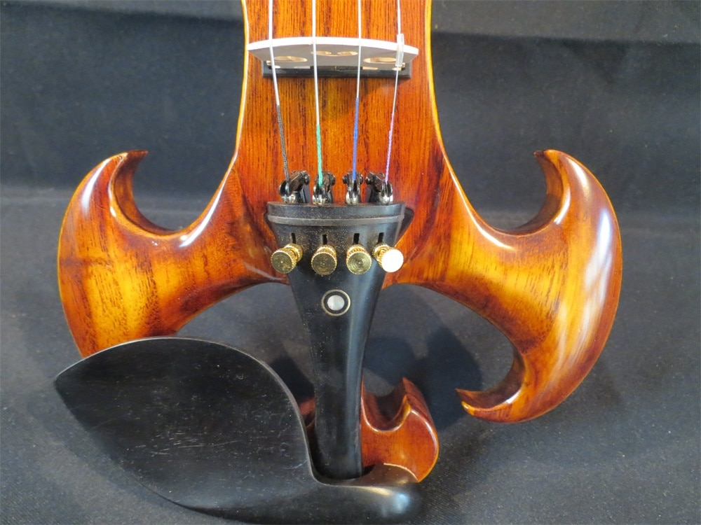 Newly model SONG Brand Crazy-4 Top art 4/4 electric violin enlarge