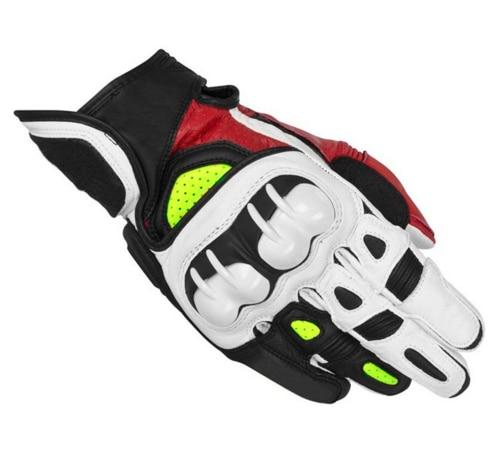 Motorcycle Gloves Alpine Motocross Stars Racing GP-X Glove Leather Guantes Moto luva Motociclista Motos Motorbike Riding Gant