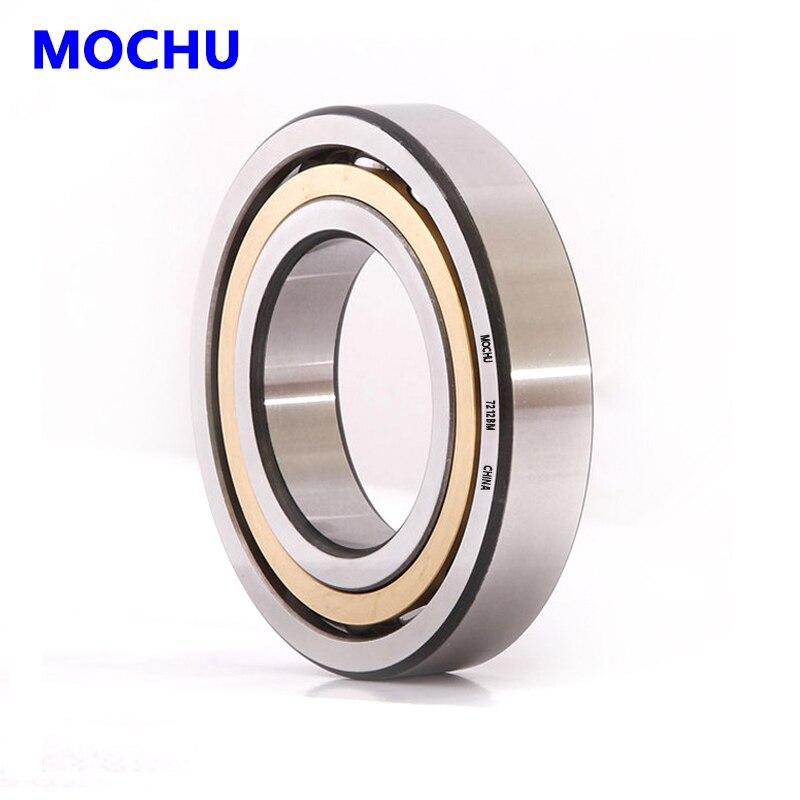 1 piezas MOCHU 7211 7211BM 55x100x21 7211 BECBM 7211-B-MP rodamientos de bolas de contacto Angular de ABEC-3 rodamiento de alta calidad rodamiento