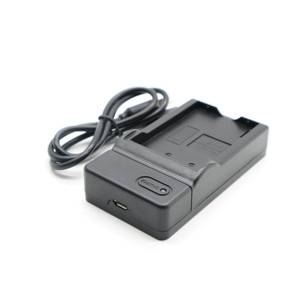 Kifar-chargeur de batterie pour caméra   Pour appareil photo Nikon DSLR D50 D70 D70s D80 D90 D100 D200 D300 D300S D700 D900 SLithium