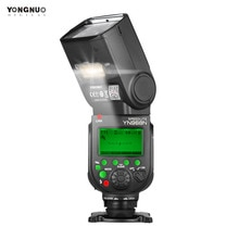 YONGNUO YN968EX-RT Flash Speedlite pour Nikon DSLR Compatible avec YN622N YN560 sans fil TTL Speedlite 1/8000 avec lumière LED