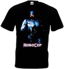Robocop Affiche de Film T-Shirts Pour Hommes Hip Hop tshirts streetwear Homme 2019 T-shirt O Cou T-Shirts Pour Hommes Vêtements