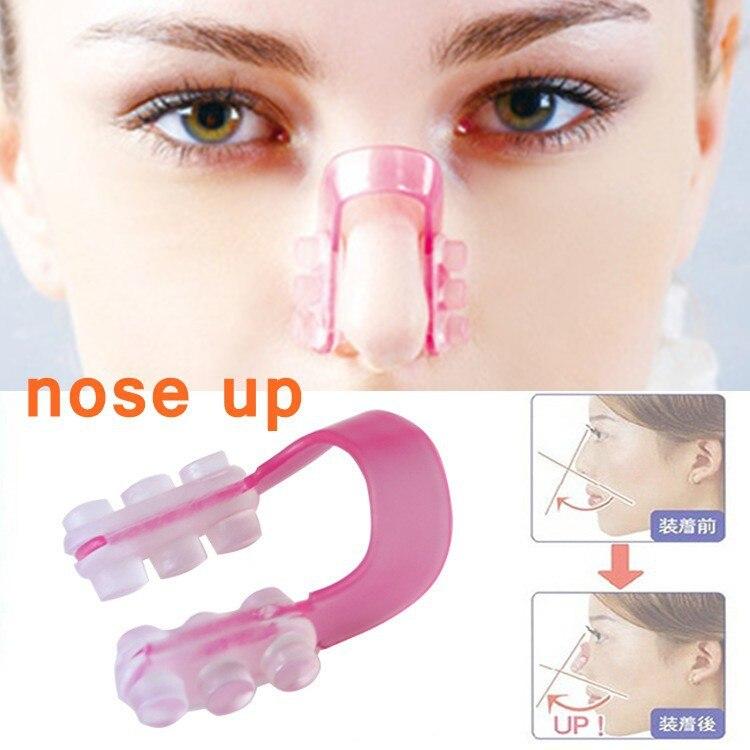 Producto en oferta, herramienta 3D para moldear la nariz, puente de elevación de la nariz, clip de enderezamiento como clip nariz belleza corrector.