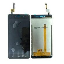 Nouveau en stock 5.0 pouces pour Philips S326 écran LCD + écran tactile panneau de réparation de verre remplacement avec numéro de suivi