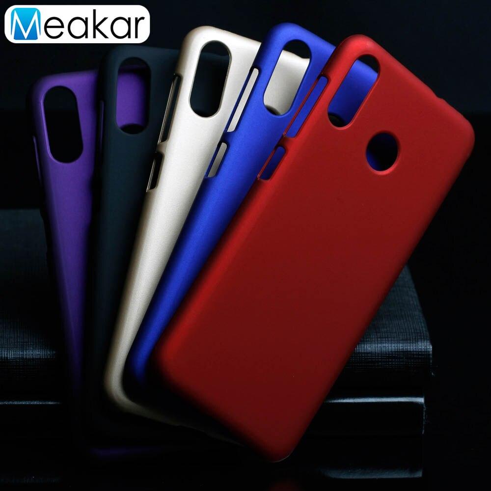 Funda de plástico mate para Asus Zenfone Max M1 ZB555KL, carcasa para Asus Zenfone Max M1 ZB555KL, carcasa de Coque trasero de teléfono