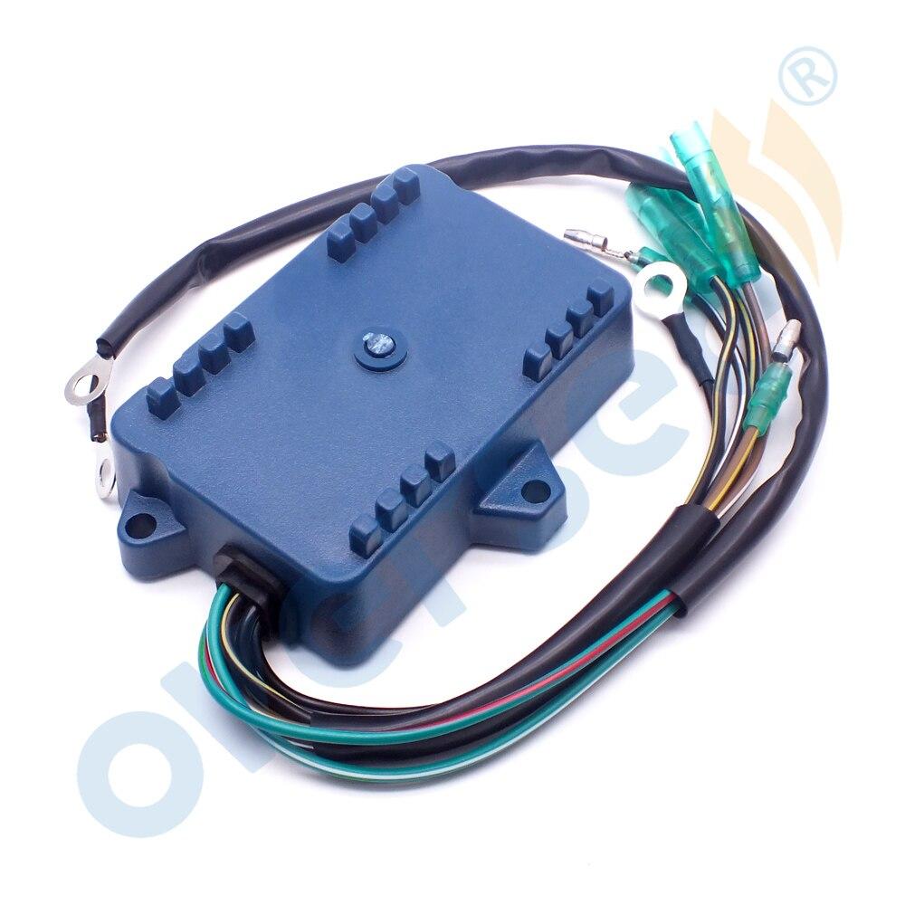 Переключатель коробки Mariner CDI для Меркурий подвесной мотор 6 8 10 15 16 20 25 HP 1994-1998 339-7452A19 114-7452K1