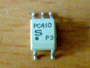 Chip optoacoplador blanco PC410 SOP5 nuevo chip original importado PC410 afilado