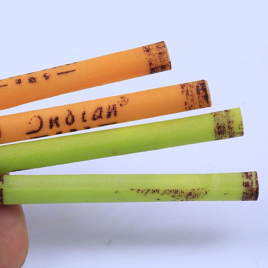 20/50/100 Uds aceite esencial puro Natural cera de abeja velas de oído recto Coning cera de abeja Candling cuidado saludable