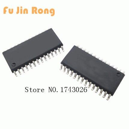 Оригинал 3 шт./лот AT45DB081B AT45DB081B-RU AT45DB081 SOP28 программируемая память SMD IC