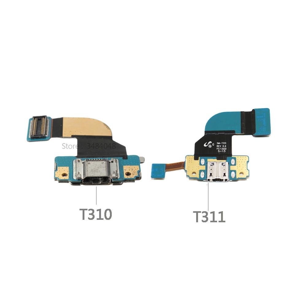 Для Samsung Galaxy Tab 3 8,0 T310 T311 док-разъем гибкий кабель USB зарядное устройство порт для зарядки