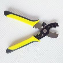 Pince multifonctionnelle outil 18cm fil dénudeur câble coupe ciseaux fil dénudeur coupeur 1.6-4.0mm outil à main spak55