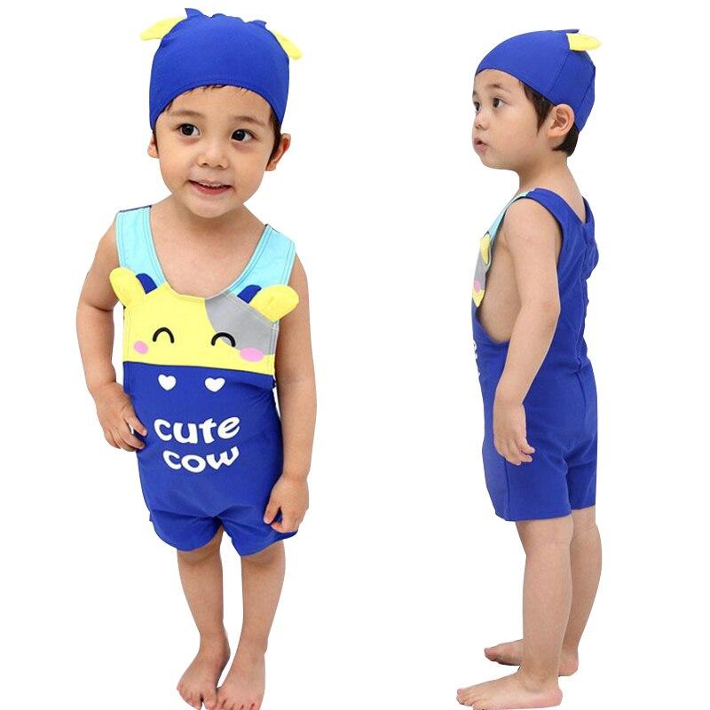 Фото Милый Летний детский костюм бикини для маленьких мальчиков купальник новый