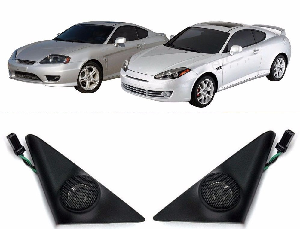 OEM 825182C000 825282C000 LH RH, altavoz Triangular tweeter lateral para Hyundai Tiburon Coupe 2003-2008