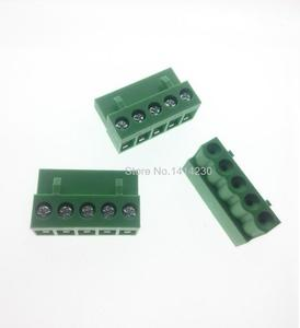10Pcs HT5.08 5p 5pin plug-in terminal connector spacing of 5.08 MM