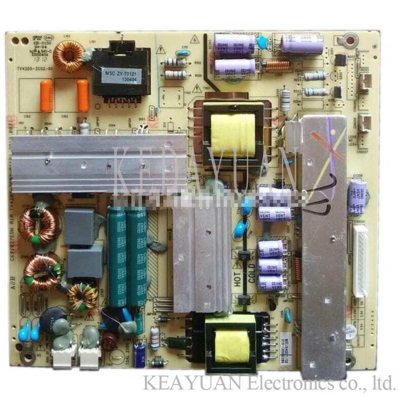 Envío Gratis original 100% prueba para TCL LE46D8810 TV4205-ZC02-01 KB-5150 39EU3000 placa de potencia