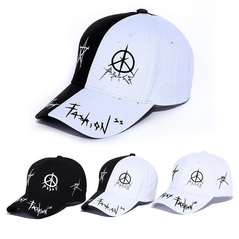 Boné de beisebol dos homens chapéu primavera ossos masculinos chapéus verão snapback chance o rapper homem preto marca luxo 2019 novo designer