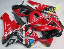 Carpette de sport multicolores   Pour CBR600RR 2005 CBR 600RR 05 06 F5 (moulage par Injection)