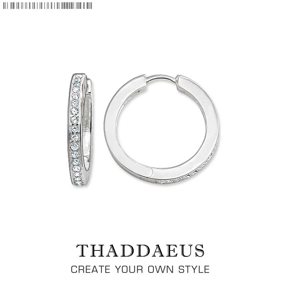 Crioulo articulado brincos de argola, 2017 ts presente em 925 prata esterlina, thomas estilo glam na moda boa jewerly para mulher