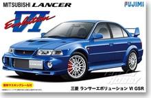 1/24 Lancer Evolution VI GSR (03923)