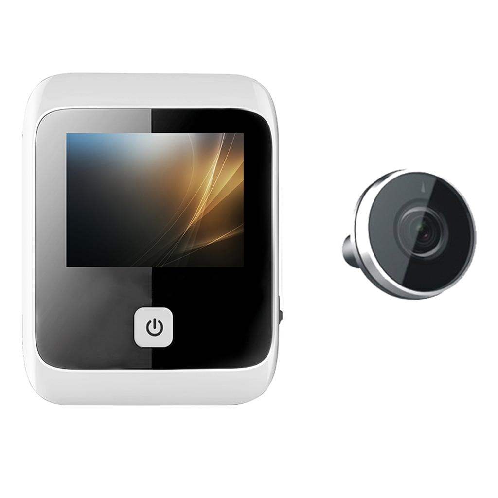 3 ''LCD Visor de mirilla Digital ojo de la puerta CHD Cámara LCD puerta visor Cámara hogar comercial residencial graduada