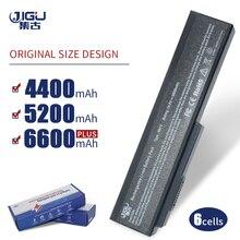JIGU 6 ZELLEN Laptop Batterie A32-M50 A33-M50 A32-X64 Für Asus N61J N61Ja N61jq N61jv N61For M50 M50V M50Q M50S N43 x57 X57VN