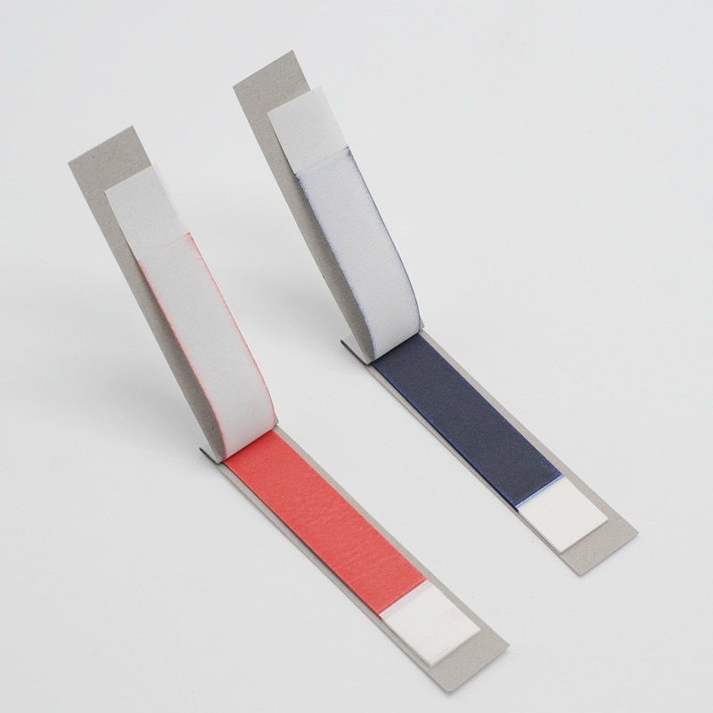 Dental Specialty Articulating Paper Strips For Dental Lab RED/BLUE